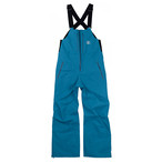 unfudge snow wear / PEEP BIB PANTS / BLUE // 1920PBBU
