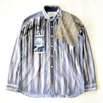 anarchy shirt 031(monochrome)