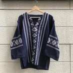 """Unknown"" GUATEMALA Embroidery Pullover Shirt"
