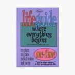 「LIFE GUIDE」ハードカバーノート