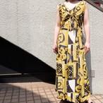 Viscose dress/ビスコース ドレス