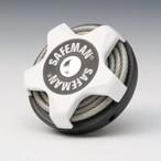 SAFEMAN リトラクタブルワイヤーロック SM0001 ホワイト
