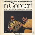 Freddie Hubbard & Stanley Turrentine / In Concert (LP)