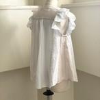 【RehersalL】vintage no sleeve blouse(OFF B) /【リハーズオール】ヴィンテージノー スリーブブラウス(OFF B)