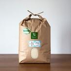 門崎 めだか米 5kg(特別栽培米)