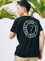 ALOHA SURF S/S TEE(black)