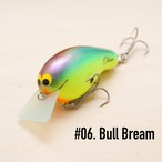 BRISKY LURES / Oliver / #06. Bull Bream