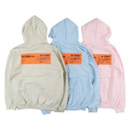 One Family Co. / Pullover Hoodie / Name Tag