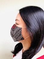 【在庫追加しました!】大島紬のマスク