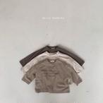 【予約販売】logo T-shirt〈bella bambina〉