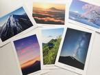 富士山ポストカード①《6枚セット》 by 富士山写真家 オイ