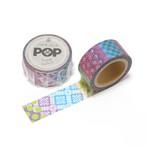 紬POPマスキングテープ|MIx Type A|カラー