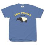ZOO PRAHA Tapirus strong blue