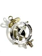 天球儀ネックレス silver (M)