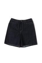 12.5oz Denim Frisco Shorts / one wash