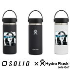 Hydroflask 16oz(473ml) wide mouth