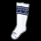 Logo Stripe Girl Socks