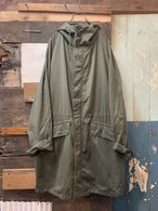1979 french army m64 parka deadstock