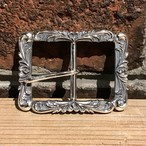 Arabesque 30mm SILVER BUCKLE