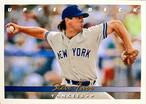 MLBカード 93UPPERDECK Steve Farr #410 YANKEES