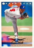 MLBカード 93UPPERDECK Ken Hill #138 EXPOS