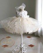kids wedding dress white autumn all season kawaii cute 子供 キッズ ドレス ホワイト