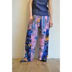 【RehersalL】 aloha easy pants(pink  7) /【リハーズオール】アロハイージーパンツ(ピンク7)