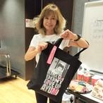 【New!!】AyumiBABY  ビックトートバッグ(ピンク)