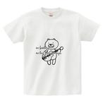 新作Tシャツくまちゃんライブ