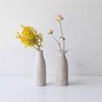 バレリーナ/ゼロホワイト flower vase 003.  eNproduct