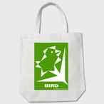 birdgreen わしかオリジナルトート(白orベージュ)※送料無料