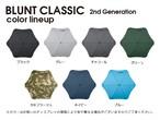 BLUNT 長傘 CLASSIC (ブラント クラシック) -2nd Generation-