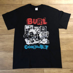 Come On Boy Tee(Black/Red/Blue)
