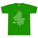吉備高原サラブリトレーニング チャリティTシャツ(グリーン)