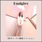 《AKB48 込山榛香さんご着用アイテム》ドットプリーツロングスカート112