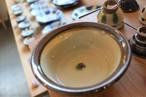 4寸鉢 工房福田。