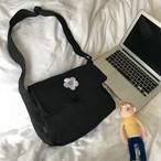 【小物】フラワー刺繍レトロ簡約カジュアル帆布バッグ