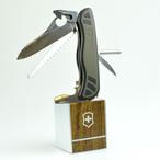 Victorinox ソルジャーナイフ ビクトリノックス キャンプ用品 BBQ 登山 万能ナイフ のこぎり ワイヤーストリッパー ナイフ ツールナイフ victorinox-033