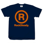 Love Rock Steady navy