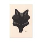 ポストカード【wolf】