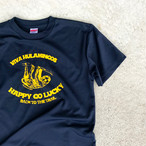 HAPPY GO LUCKY T-SHIRTS NAVY