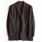 アメリカ古着 1960s USA vintage ウール&カシミヤ テーラードジャケット