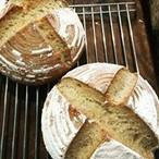 米粉食パンと米粉カンパーニュのセット