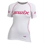 SWIX(スウィックス) レースボディー SS 半袖 レディース 40456-00009 ベースレイヤー インナー 登山 アウトドア スポーツ フィットネス ランニング ウェア