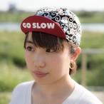 *FRAME* Cycle_Cap_FUJIYAMA_BLACK / サイクルキャップ_富士山_黒
