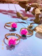 sweetアンティークシリーズちいさなピンクのバラ