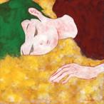 絵画 インテリア アートパネル 雑貨 壁掛け 置物 おしゃれ 創作絵画 大地  ロココロ 画家 : 北原 千 作品 : 暖かい大地