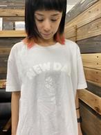 NEW DAY〈かき氷練乳がけ〉T-Shirt