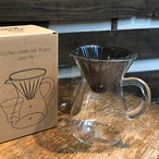 コーヒーカラフェセット プラスチック 4cup (KINTO SLOW COFFEE STYLE)