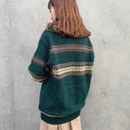 (LOOK) acryl mix knit